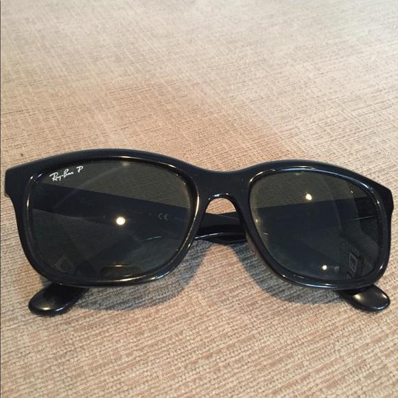 ray ban wayfarer polarized lenses